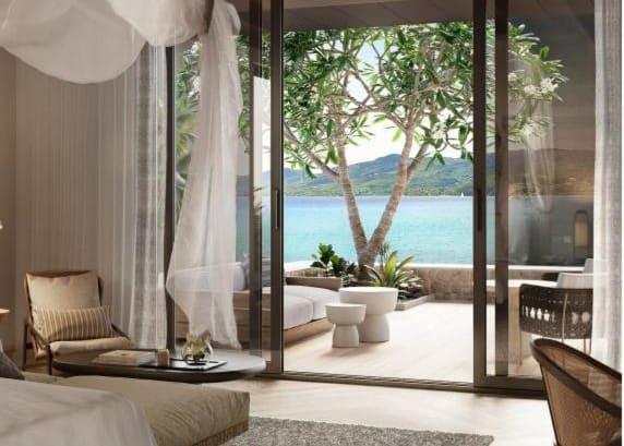 Pruvate balcony or terrace