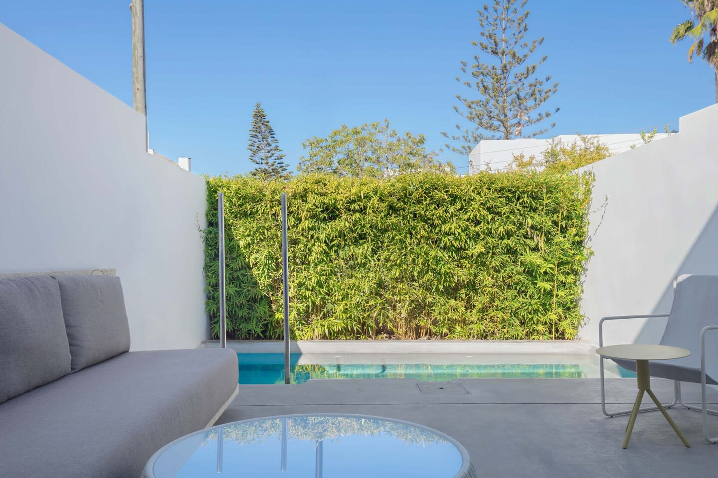 Spectacular Terrace and Private Plunge Pool