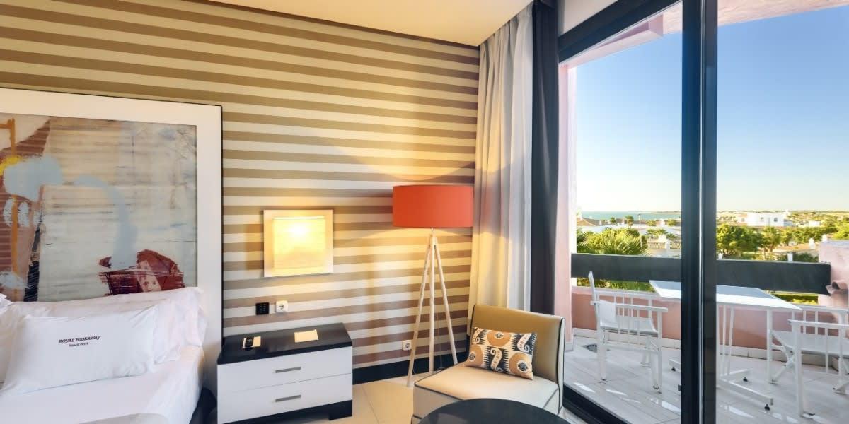 Deluxe Room Side Ocean View
