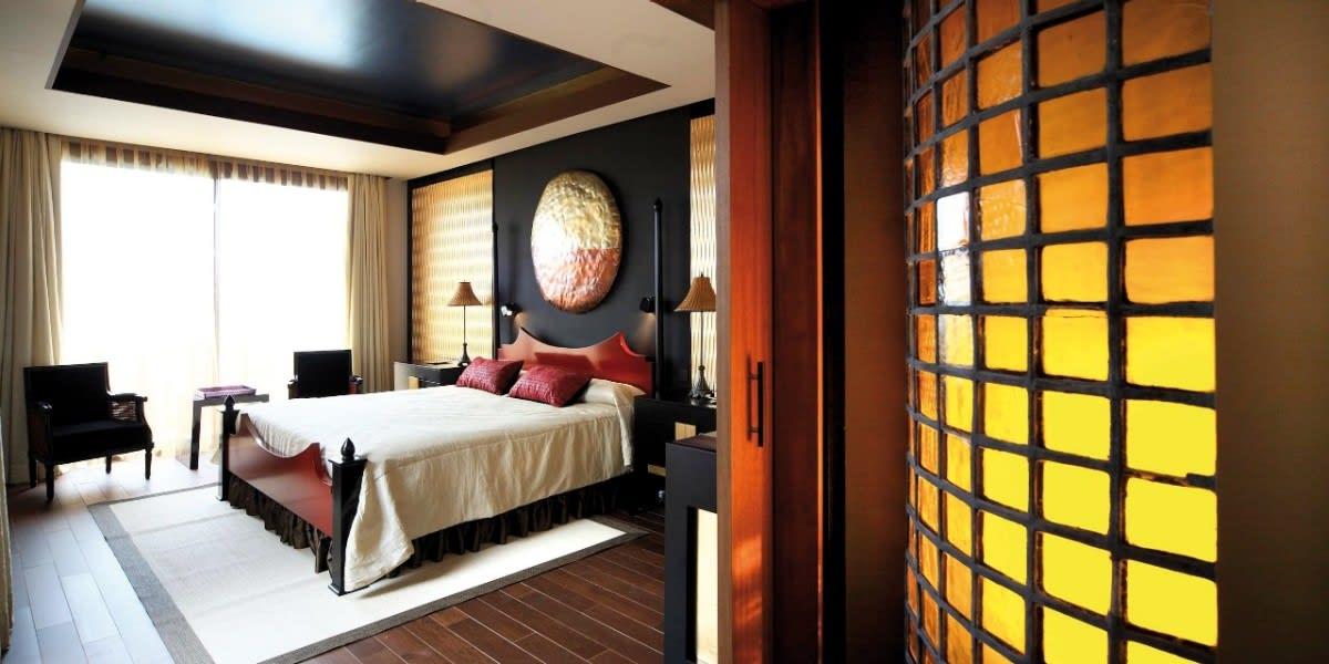 Suite bali bedroom