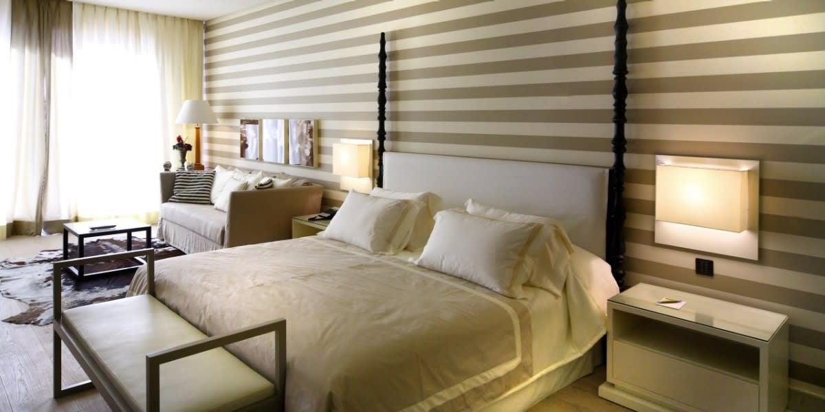 Suite Vanguardian bedroom