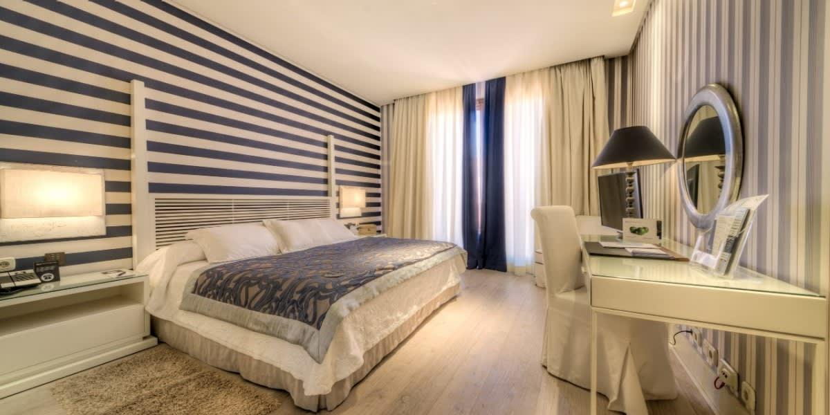 Suite Presidential bedroom
