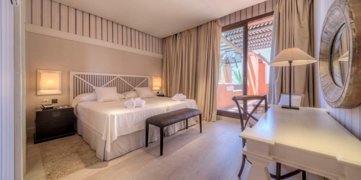 Suite Presidential bedroom1