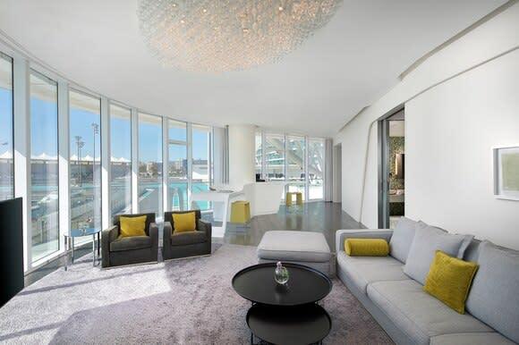 WOW One bedroom suite1