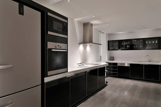Extreme WOW One bedroom Suite kitchen