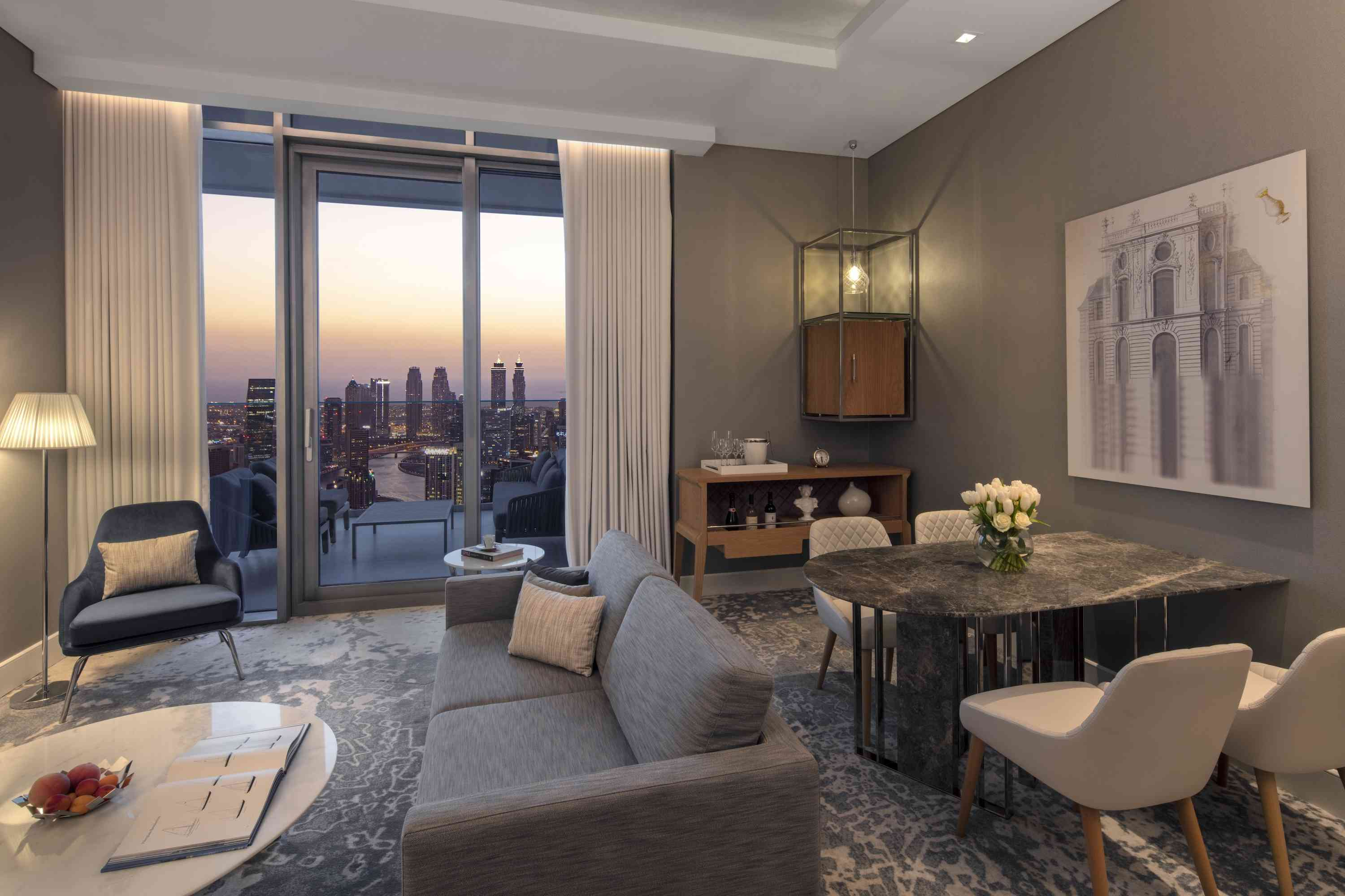 Sky family king suite