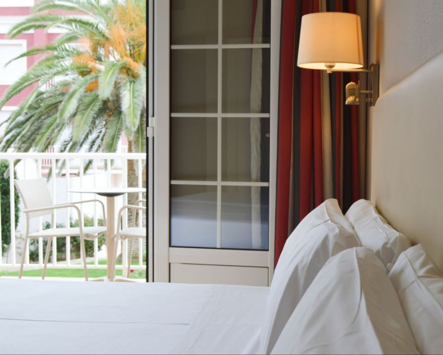 Double Room with Balcony view