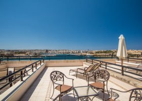 Deluxe Seafront Room with Terrace