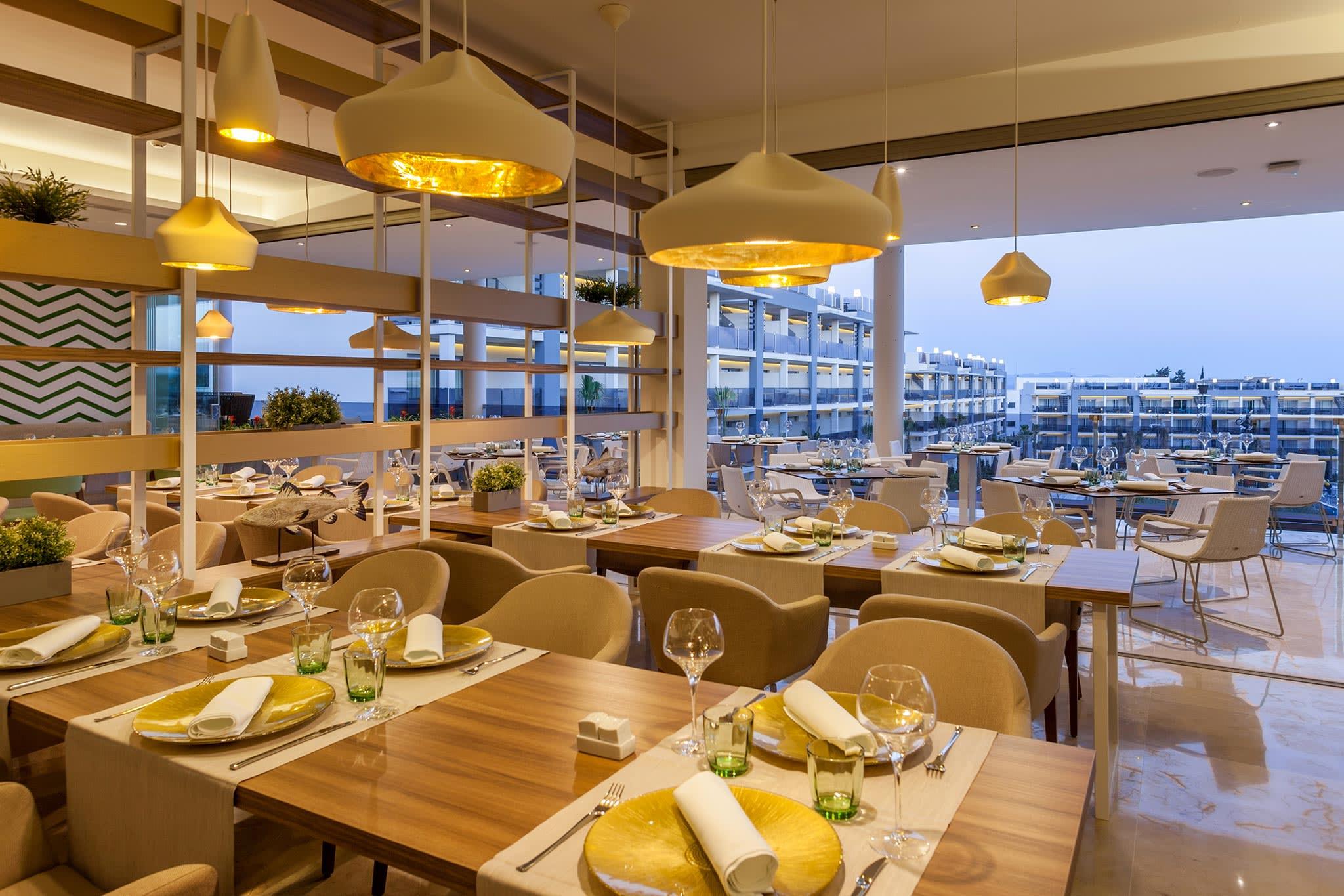 El olivo mediterranean restaurant