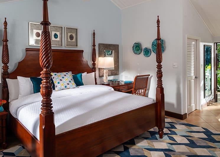 Caribbean Deluxe Bedroom