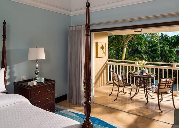 Caribbean Grande Luxe Poolside Room View