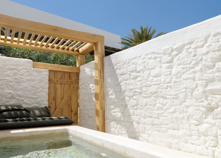 Deluxe Room Plunge Pool