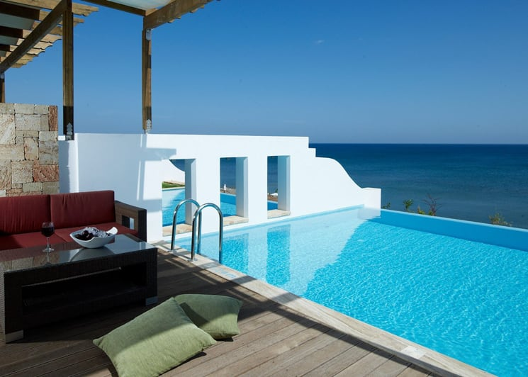 Prestige Family Bungalow Sea View with Personal Pool