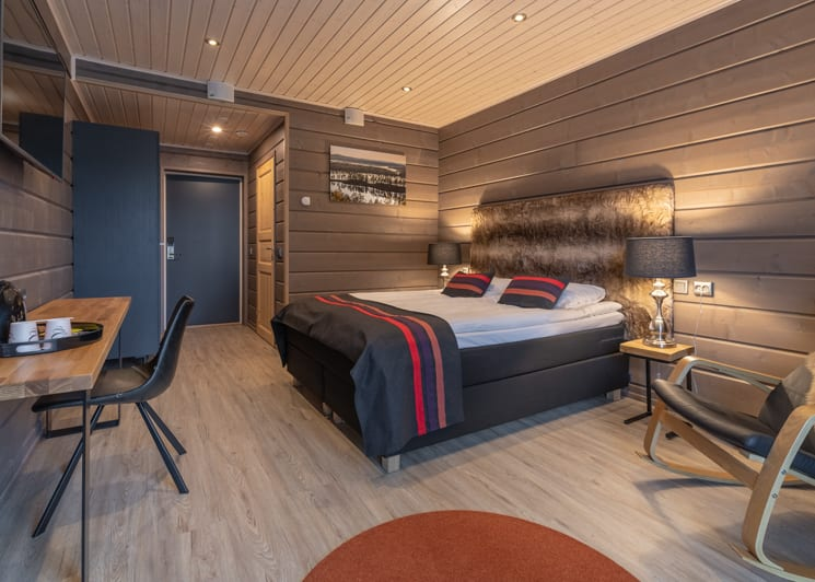 Inari Wilderness room