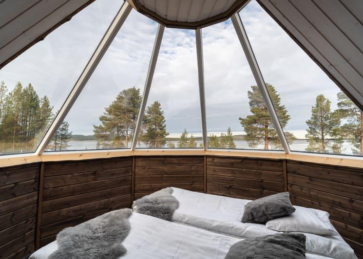 Inari Aurora Cabin