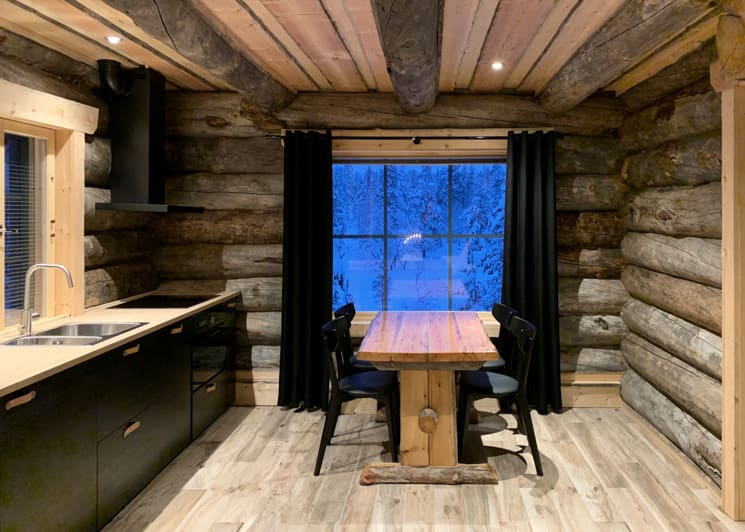 Riverside Log Cabin 5