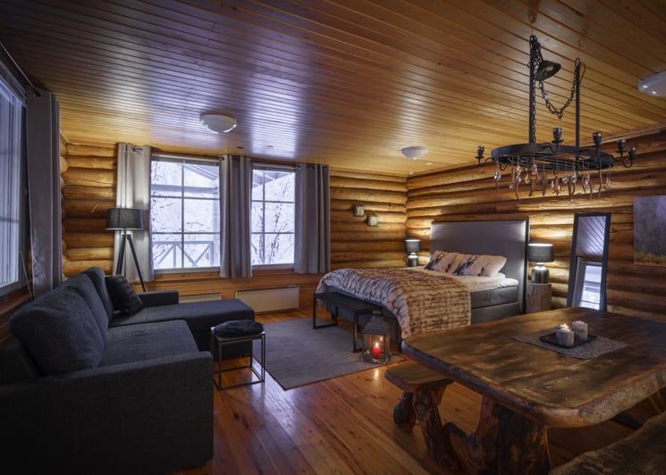 Muotka riverside suite