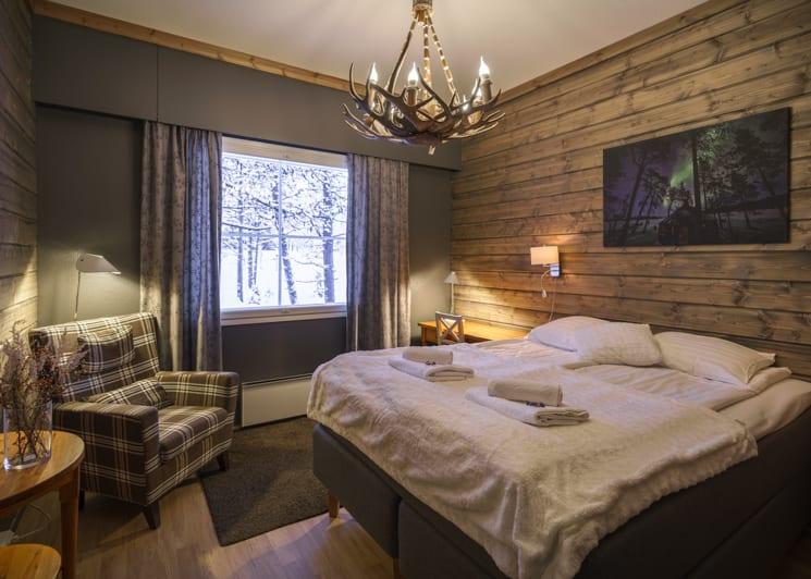 Muotka wilderness room (1)