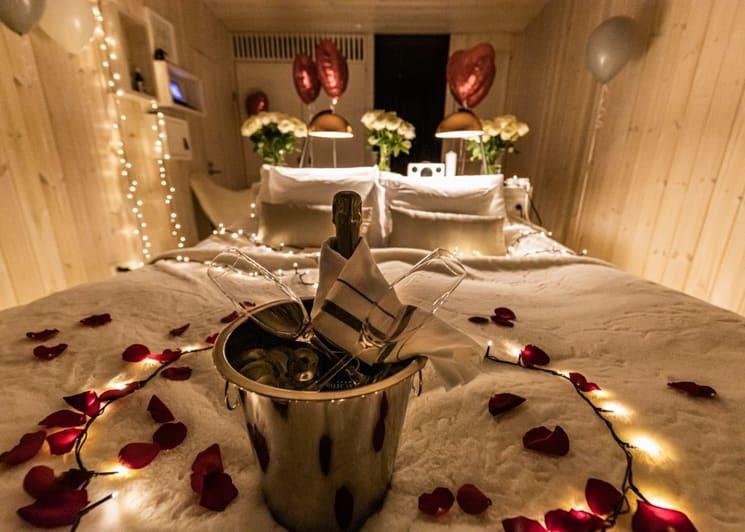 Arctic TreeHouse Hotel Suite Romance