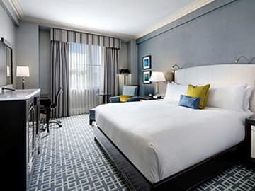 Fairmont Luxury King Room
