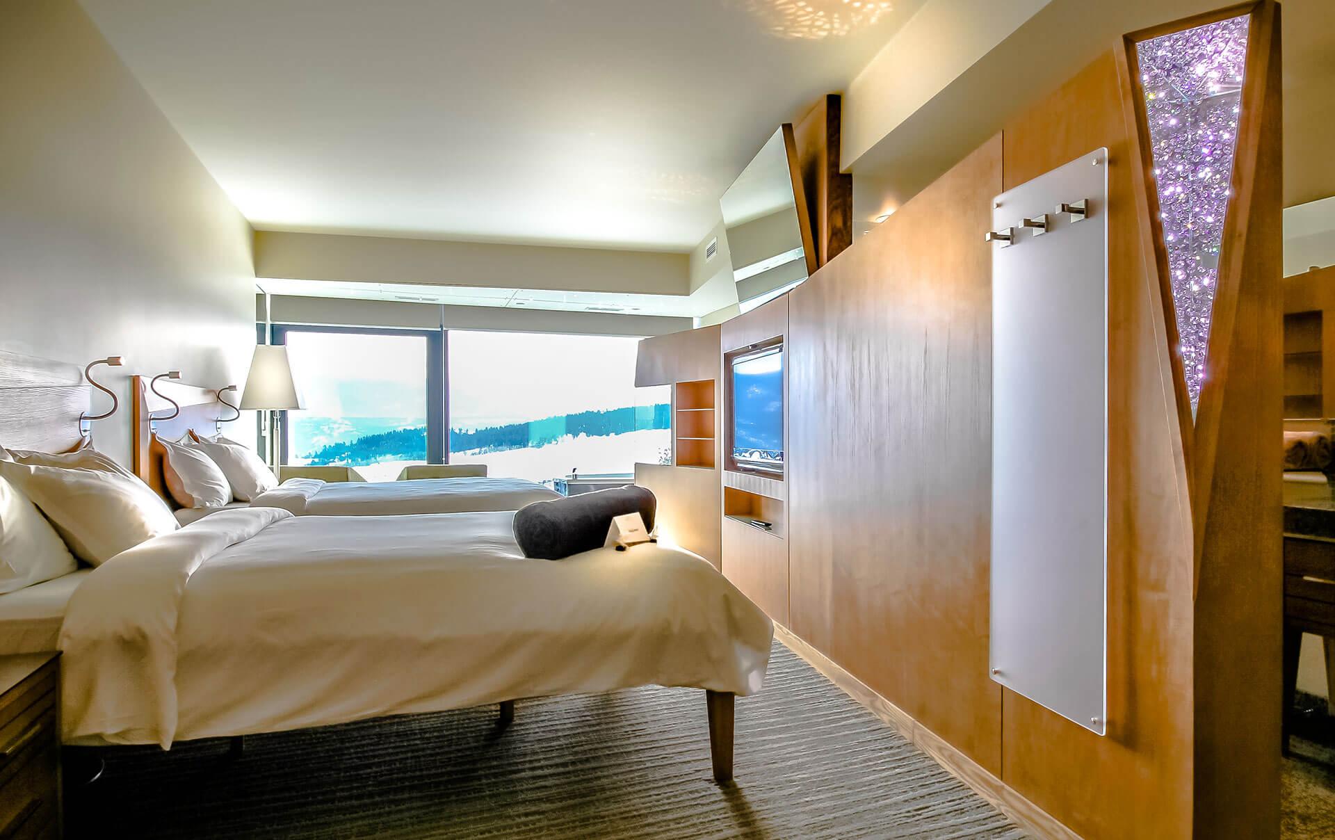 Mountain View Room 2 Queen Beds