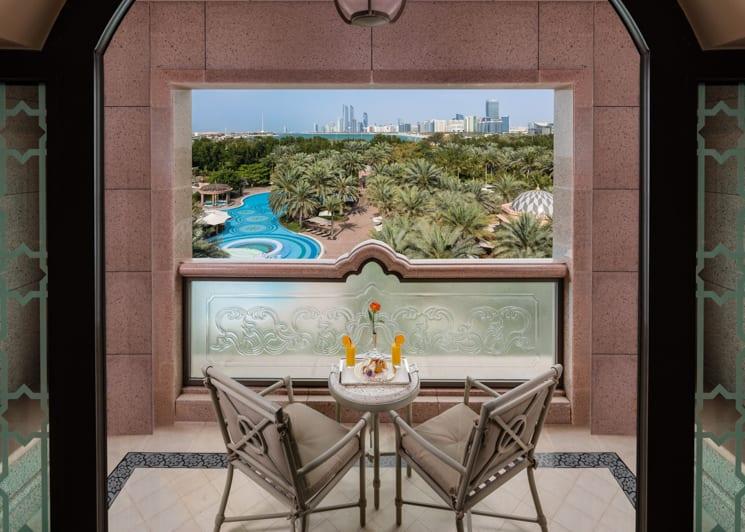 Pearl Room Balcony