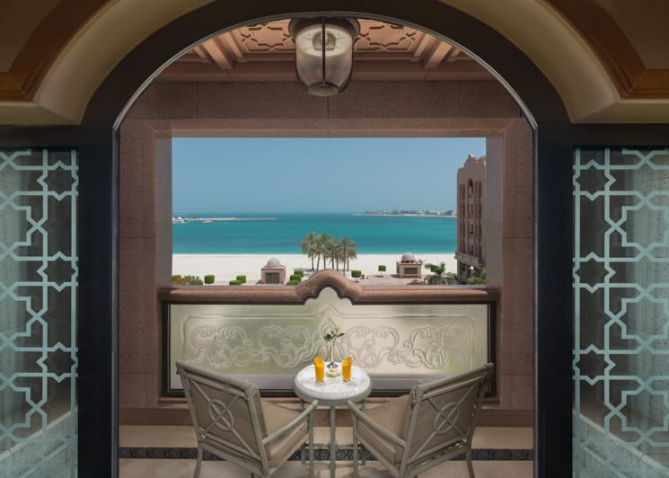 Diamond Room Balcony