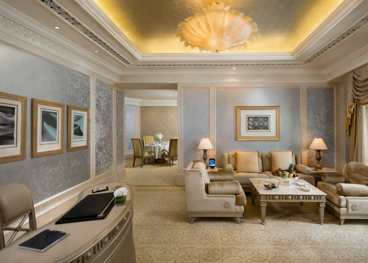 Khaleej Deluxe Suite Lounge