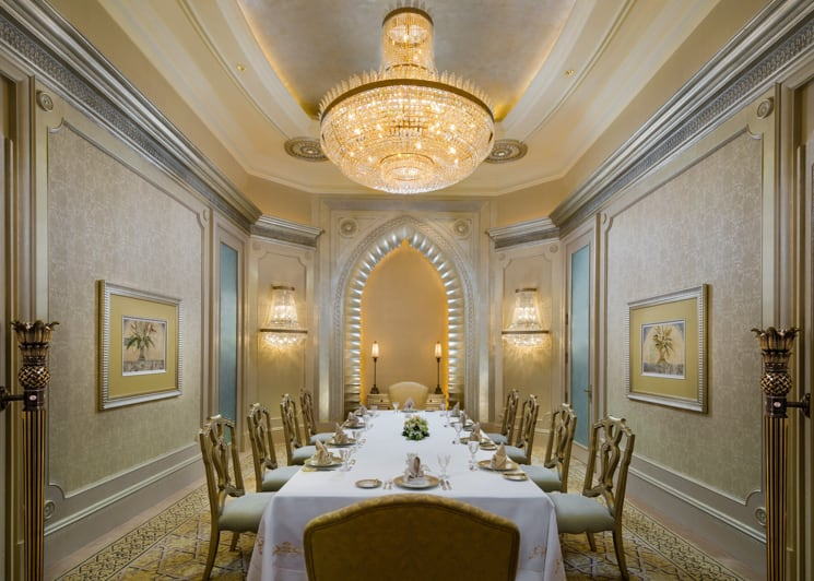 Palace Suite Dinning Room