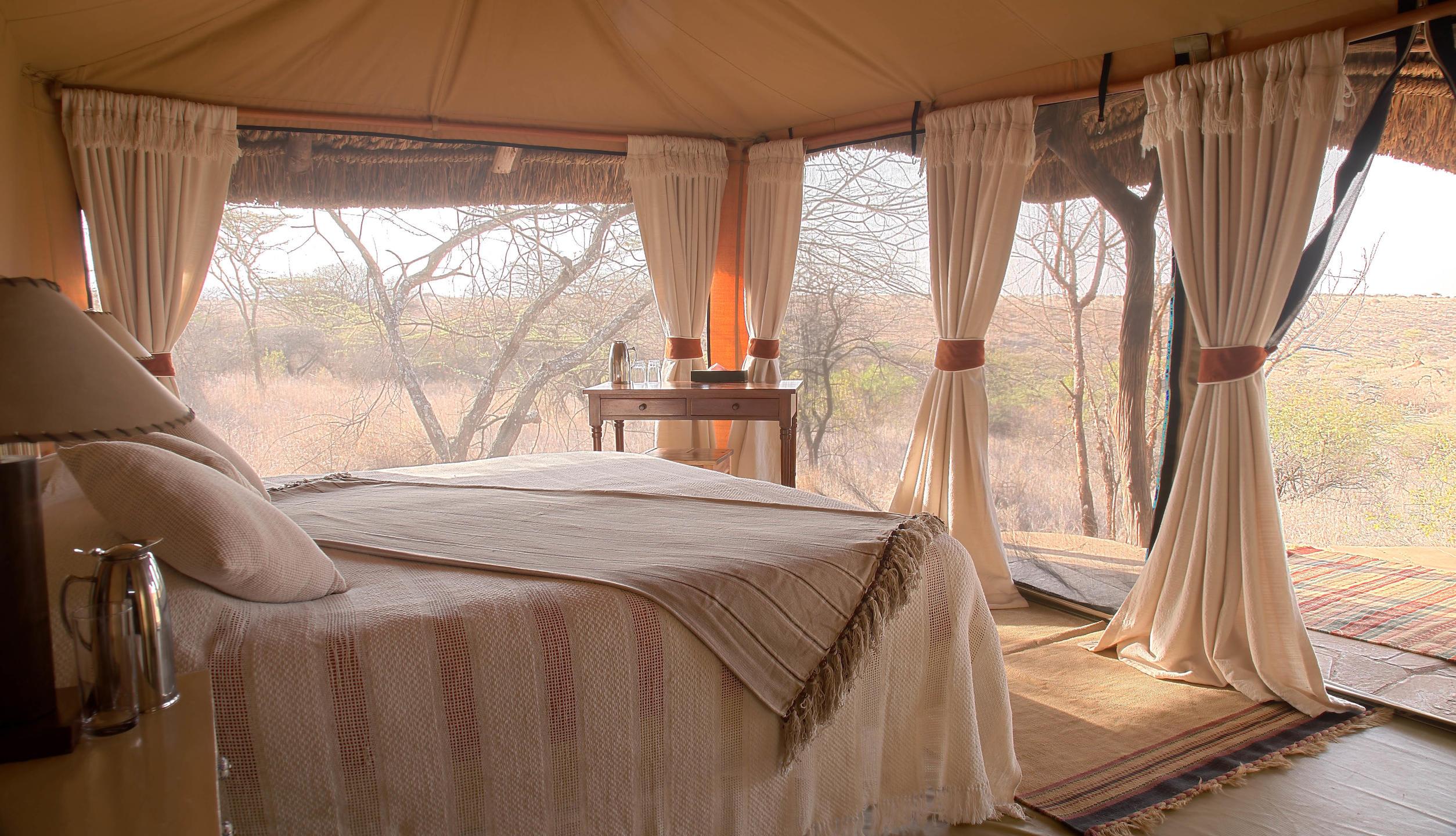 Luxury Safari Tent Double Room