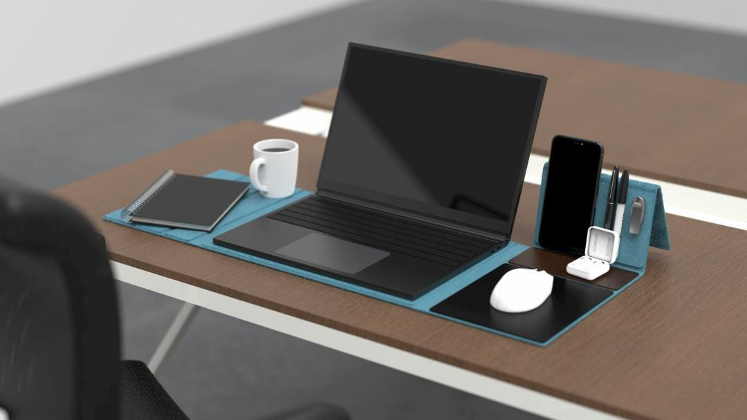 Joseph Shepherd — Personal Space in the Age of Hot-Desking