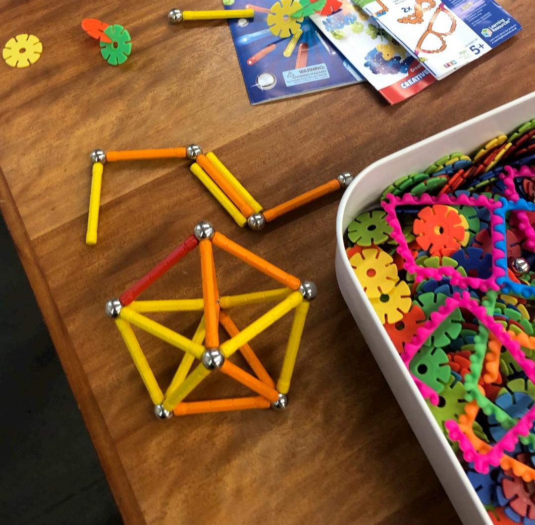 Shafina Vohra — Tinker & Think with Tech Toys