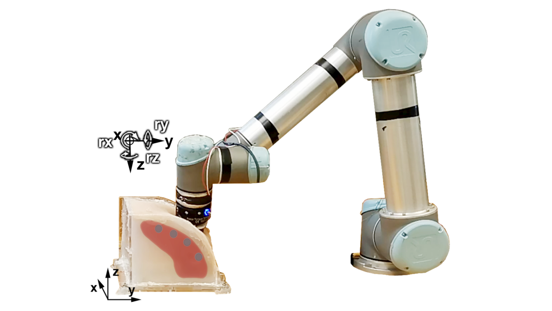 Liang He — A Soft Robotic Approach to Reinforce Medical Palpation Training
