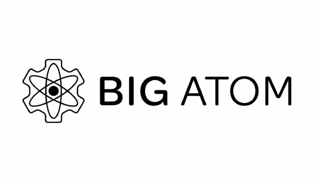 Edward James — Big Atom