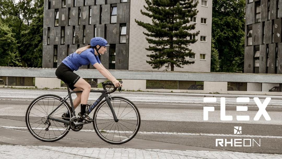 Alfie Thompson — FLEX - Flexible Folding Cycling Helmet