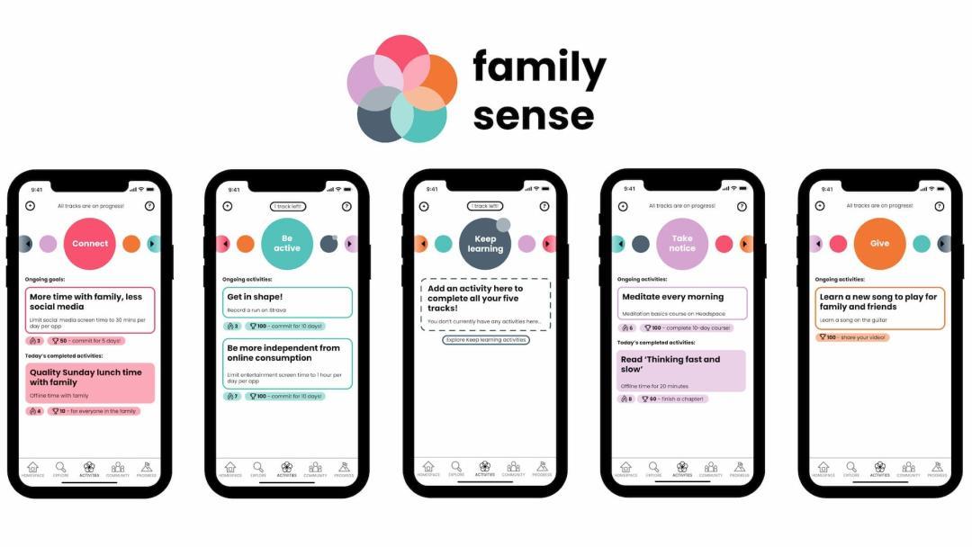 Keith Li — FamilySense