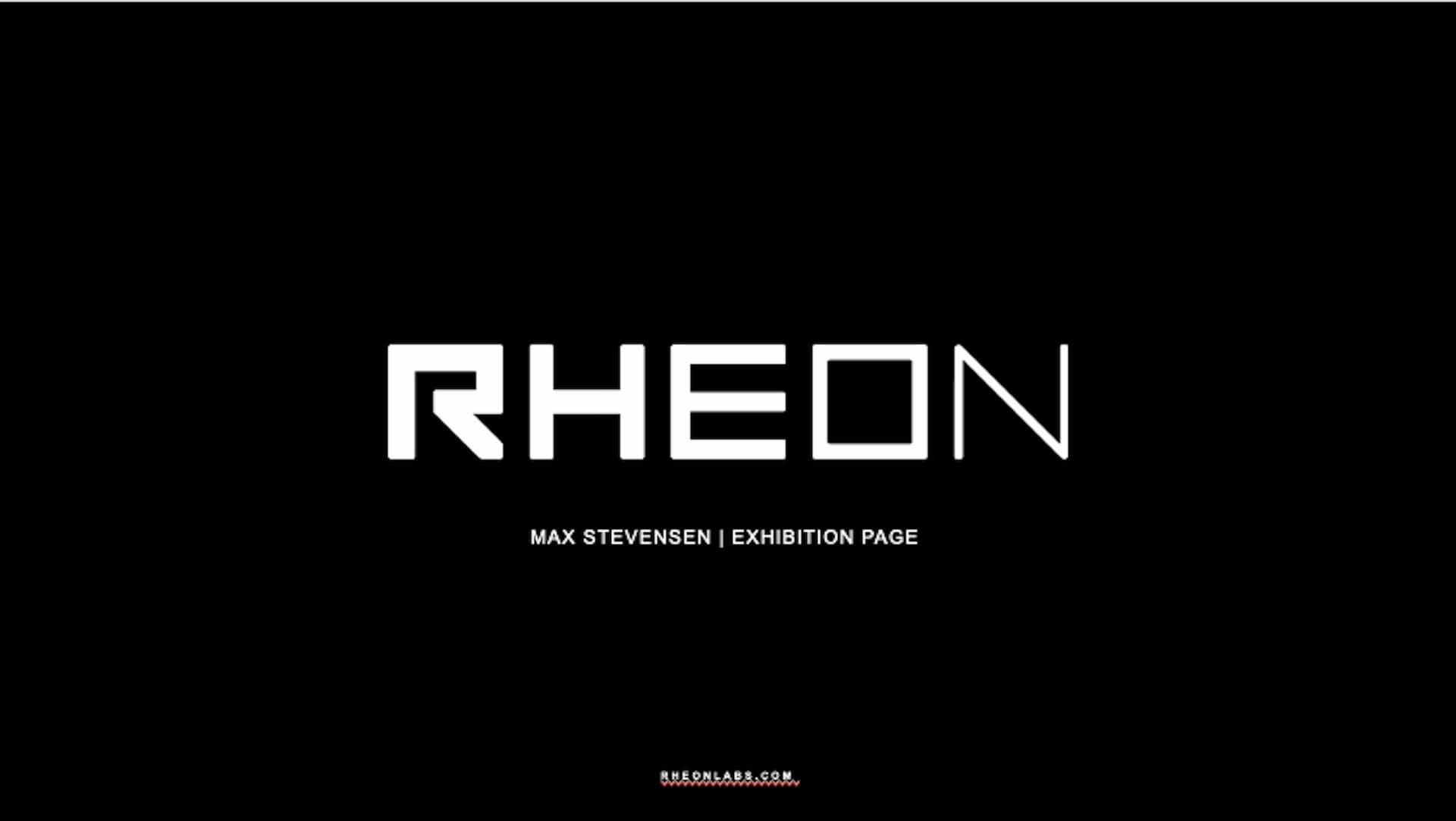 — RHEON Labs