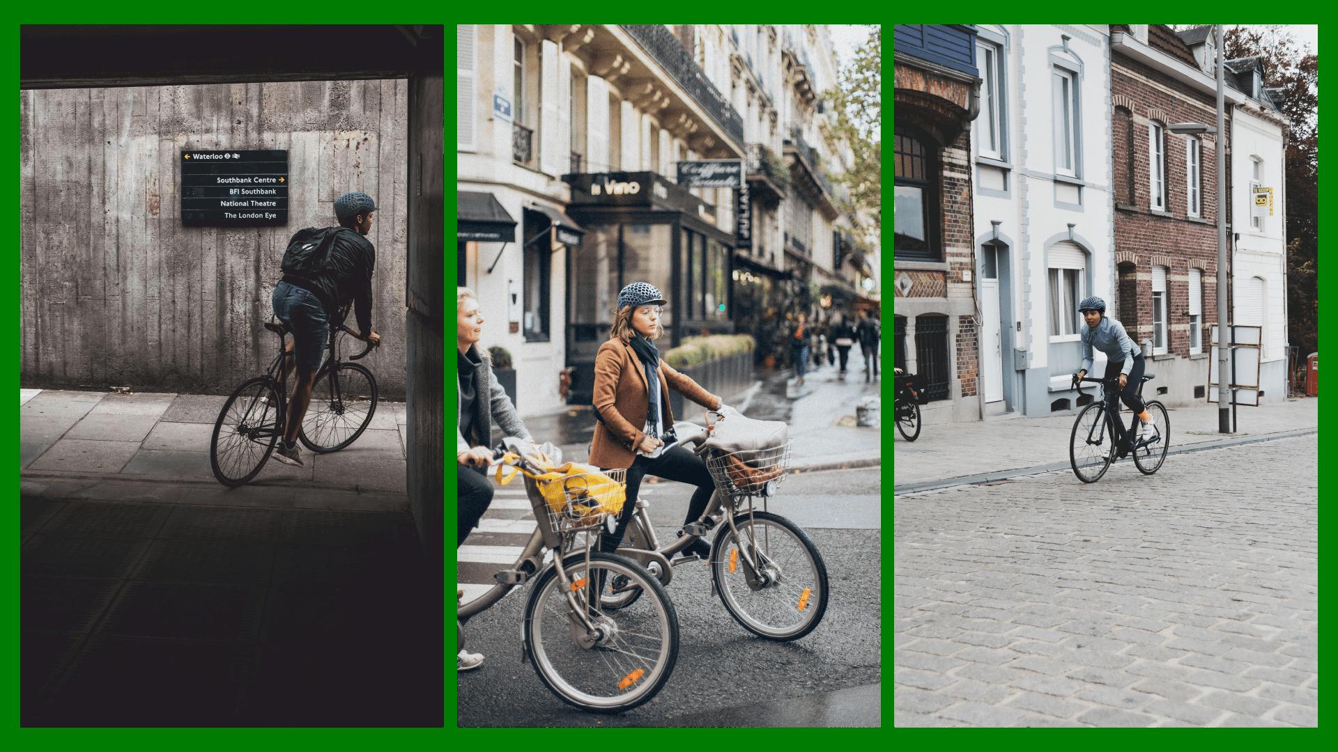 Alfie Thompson — FLEX - Flexible Folding Cycling Helmet