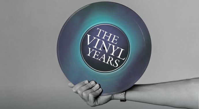 Artwork for The Vinyl Years