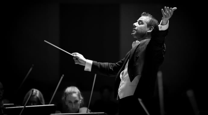 Artwork for SAINT-GEORGES' FIRST SYMPHONY
