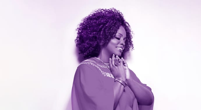 Artwork for DIANNE REEVES: CHRISTMAS TIME IS HERE