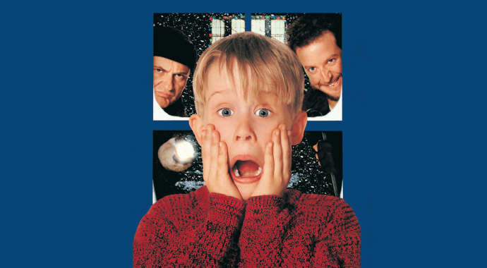 Artwork for Home Alone in Concert