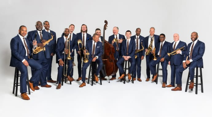 Artwork for JAZZ AT LINCOLN CENTER ORCHESTRA WITH WYNTON MARSALIS