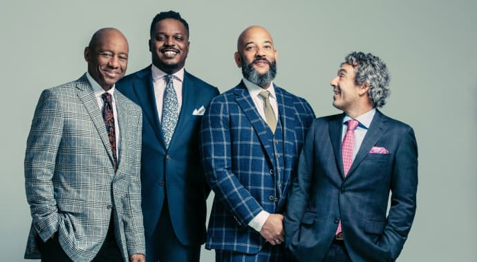 Artwork for An Evening with Branford Marsalis