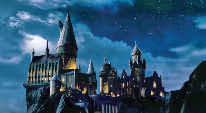 Artwork for The Magical Music of Harry Potter