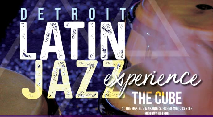 Artwork for Detroit Latin Jazz Experience
