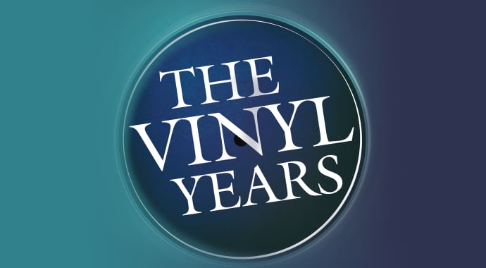 Artwork for The Vinyl Years