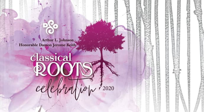Artwork for Classical Roots Celebration