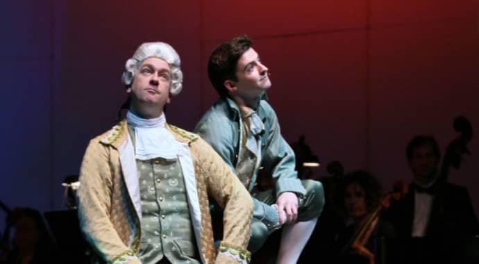 Artwork for Mozart's Magnificent Voyage