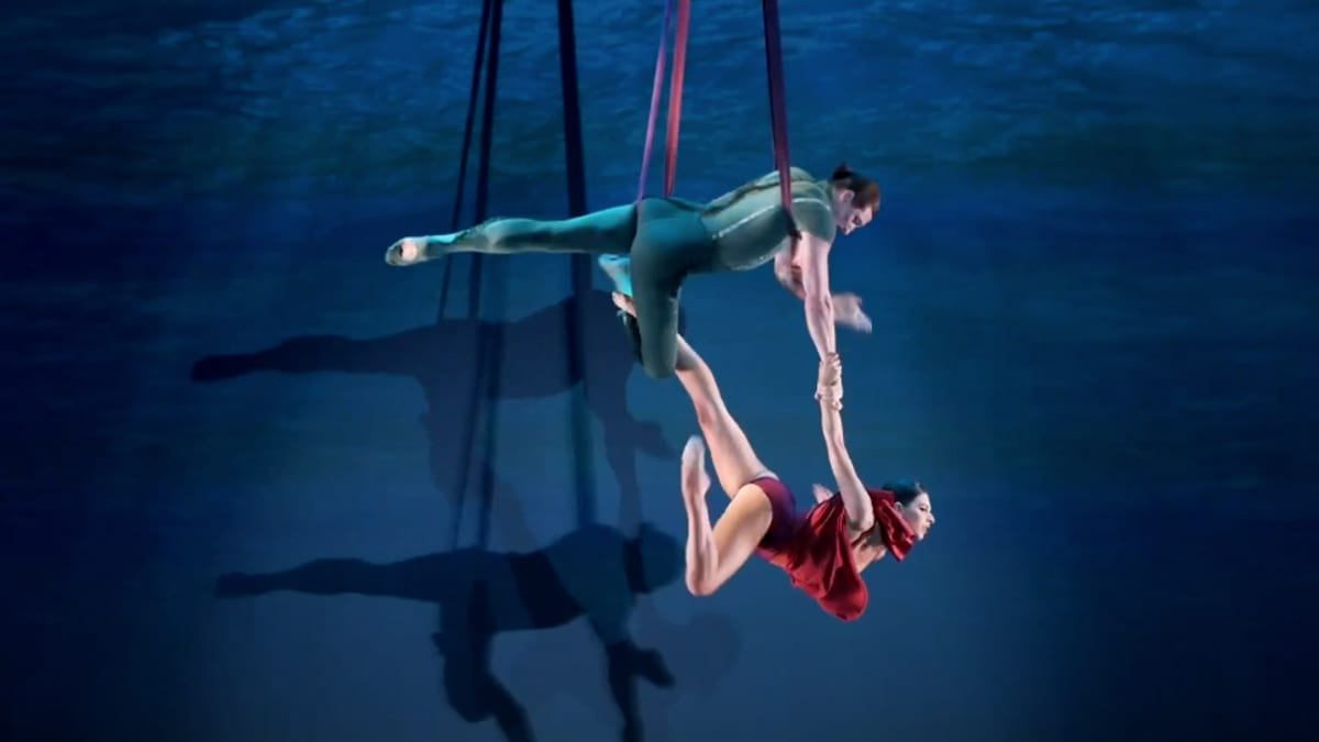 Artwork representing Troupe Vertigo Acrobats with the DSO